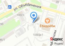 Компания «Автогигант» на карте