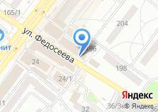 Компания «Метенар» на карте