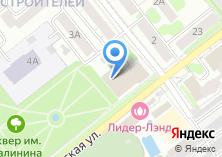 Компания «Жар-птица» на карте