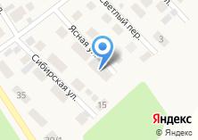 Компания «СОГЛАСИЕ страховая компания» на карте
