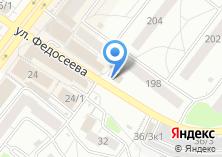 Компания «Сорока» на карте