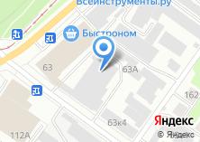 Компания «ФОРАС» на карте