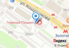 Компания «СтройКонсалт-Н» на карте