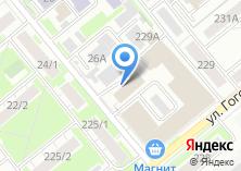 Компания «Сиб-Флаг» на карте