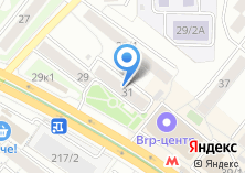 Компания «Сакура суши» на карте