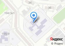 Компания «Сибирская Академия инновационных и компьютерных технологий» на карте