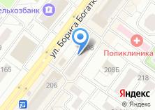 Компания «Швейный клуб» на карте