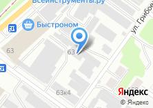 Компания «Планета Учета» на карте