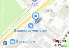 Компания «АвтоЖук» на карте