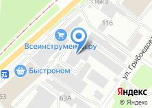 Компания «ВИС-Сибирь» на карте