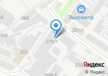 Компания «Лига 4х4» на карте