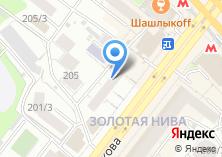 Компания «ЛОРД» на карте