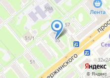 Компания «СВК Траст» на карте