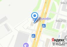 Компания «РОТАК-Новосибирск» на карте