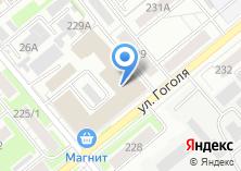 Компания «АвтоЦвет Офис» на карте