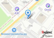 Компания «МХС-Регион» на карте