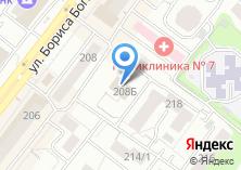 Компания «Ведагор» на карте
