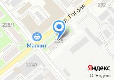 Компания «АктивСтройКомплект» на карте