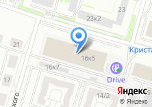 Компания «Дары Кедра» на карте