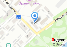 Компания «Созвездие Весов-Новосибирск» на карте