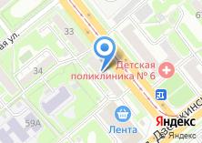 Компания «Детский травмпункт» на карте