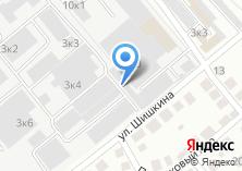 Компания «КЛЕН фирма по продаже посуды и оборудования для общепита» на карте