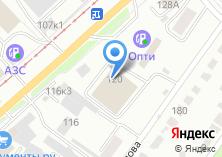 Компания «Производственное объединение ПромТЭК» на карте