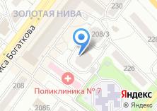 Компания «КМС-Уют» на карте