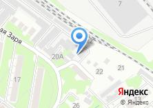 Компания «СибСпецКран» на карте