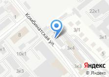 Компания «Разряд НСК» на карте