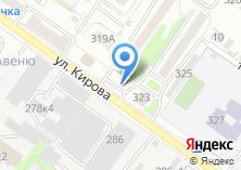 Компания «На Кирова» на карте
