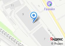 Компания «Окно-Комплект» на карте
