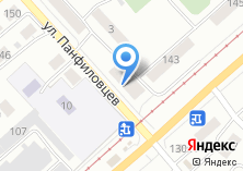 Компания «КОНСТАНТ» на карте