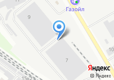 Компания «РусТехника» на карте