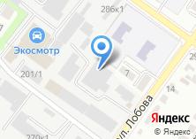 Компания «ТехноСитиПлюс» на карте