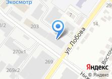 Компания «ТрансГруз-ЛТ» на карте