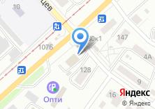 Компания «Кафе Панфиловцев» на карте