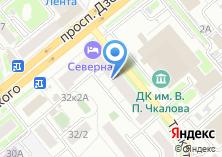 Компания «Глобус-нск» на карте