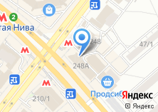 Компания «Краски ТИККУРИЛА» на карте
