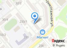 Компания «Фартал» на карте