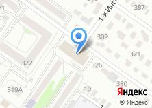 Компания «АБСОЛЮТКОЛОР» на карте