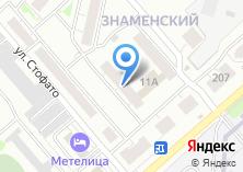 Компания «Отдел полиции №6 Октябрьский Управление МВД России по г. Новосибирску» на карте