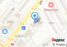 Компания «Инструмент Крепеж» на карте