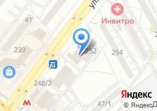 Компания «Викимарт» на карте