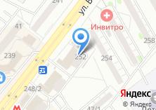 Компания «Тинтория» на карте
