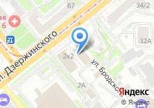 Компания «Чкаловский рынок» на карте