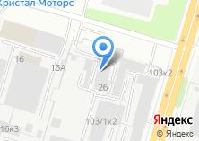 Компания «Сибирская электротехника» на карте