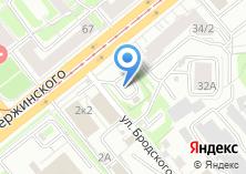 Компания «АЗС Янтарь» на карте