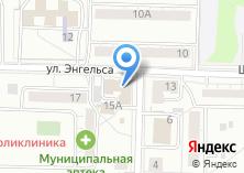 Компания «Пункт полиции Левые Чемы Отдел полиции №10 Советский» на карте