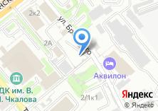 Компания «Автостоянка на ул. Бродского» на карте